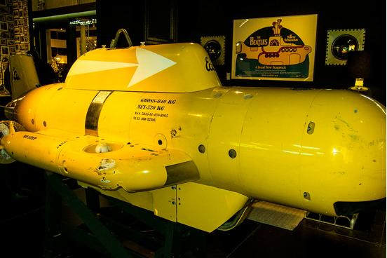 M&O Yellow Submarine