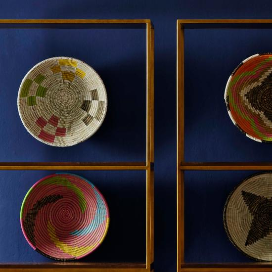 Colourful African Spice Baskets
