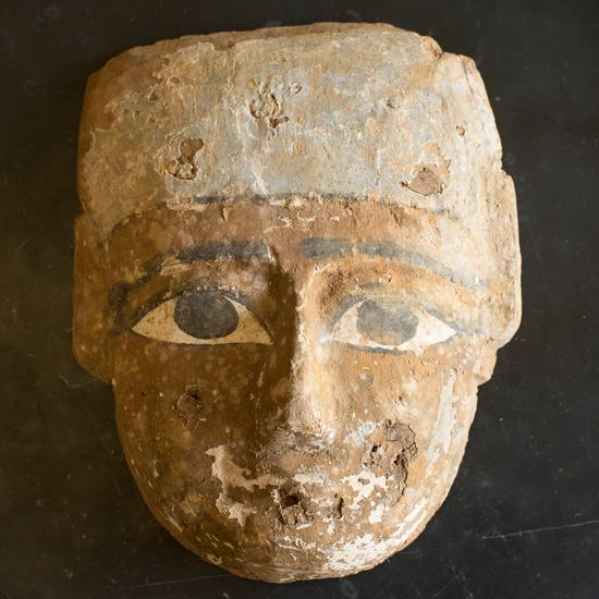 Ancient Egyptian Funerary Mask