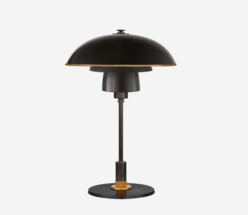 Whitman_Desk_Lamp_in_Bronze_and_Hand_Rubbed_Antique_Brass_with_Brass_Trimmed_Bronze_Shade