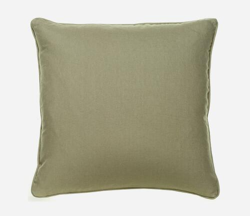 Luxury simple and soft cushion in grey tones