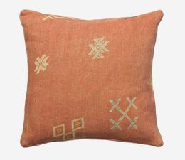 Kasbah_Orange_Cushion
