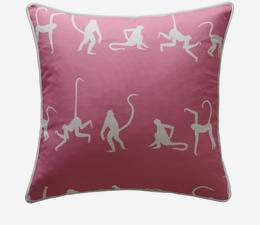 Monkey_Puzzle_Pink_Cushion