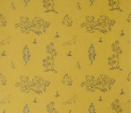 Friendly_Folk_Provencal_Yellow_Fabric_Large