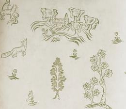 Wychwood_Basil_Green_Wallpaper