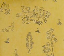 Wychwood_Provencal_Yellow_Wallpaper
