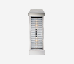 Dunmore_Louver_Wall_Light_in_Polished_Nickel_with_Clear_Ribbed_Glass