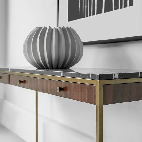 Rufus console table lifestyle