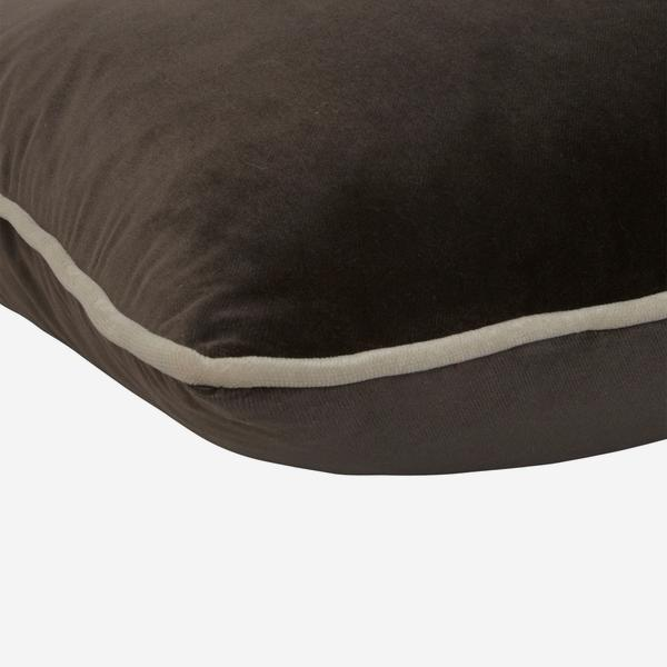 Pelham_Chocolate_Cushion_with_Buff_Piping_Detail_ACC2645_