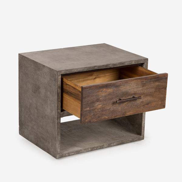 Henry_Side_Table_Open_Drawer_ST0237_