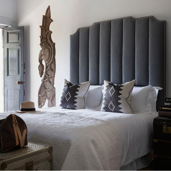 Rita_Custom_Headboard_in_Wessex_Charcoal_with_Chrome_Studs