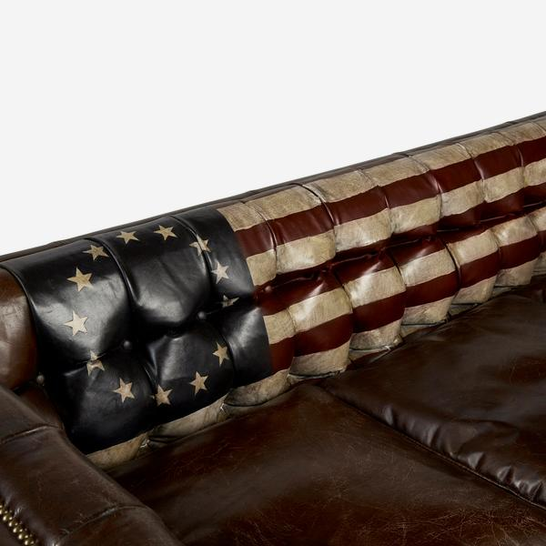 Armstrong_Sofa_Stars_and_Stripes_Flag_Detail_SOF0047
