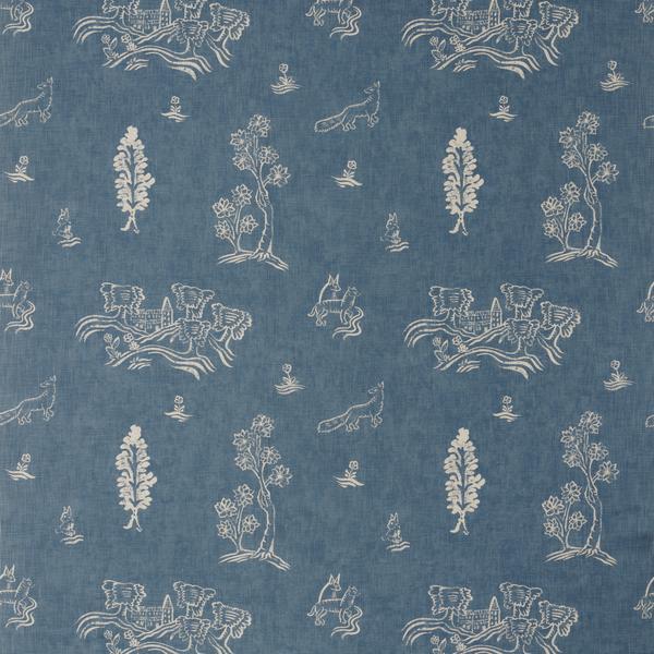 Friendly_Folk_Happy_Blue_Fabric_Large