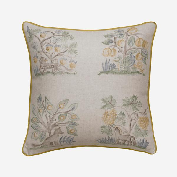 Hedgerow_Quince_Cushion