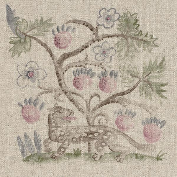 Hedgerow_Cerise_Fabric_Detail_3