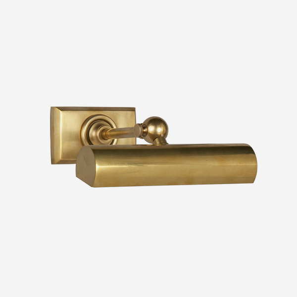 Cabinet_Maker_Small_Single_Picture_Light_in_Antique_Brass