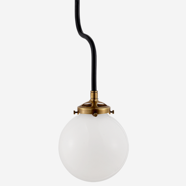 Bistro_Double_Wall_Light_in_Antique_Brass_with_White_Glass