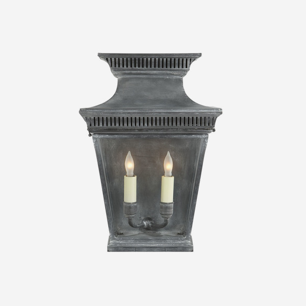 Elsinore_Wall_Lantern_in_Weathered_Zinc