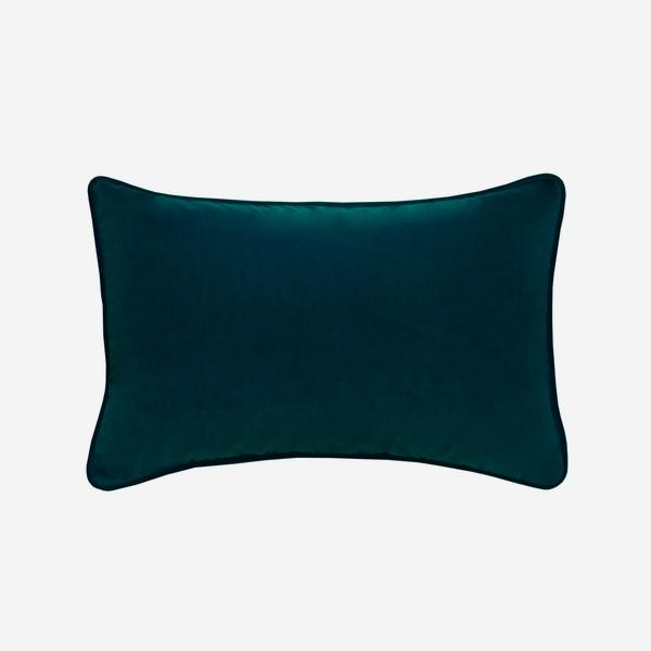 Villandry_Peacock_Rectangle_Cushion