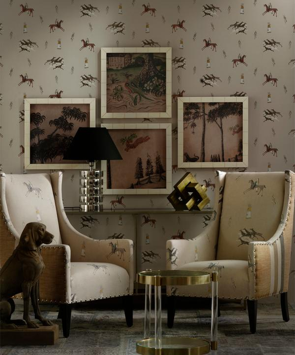 Apache_Sienna_Wallpaper_with_Pluto_Chairs_upholstered_in_Gret_Plains_Fabric